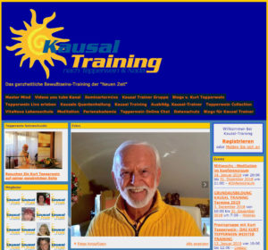 Kausal-Training Netzwerkseite