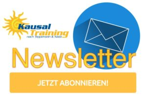 Newsletter Kausal-Training