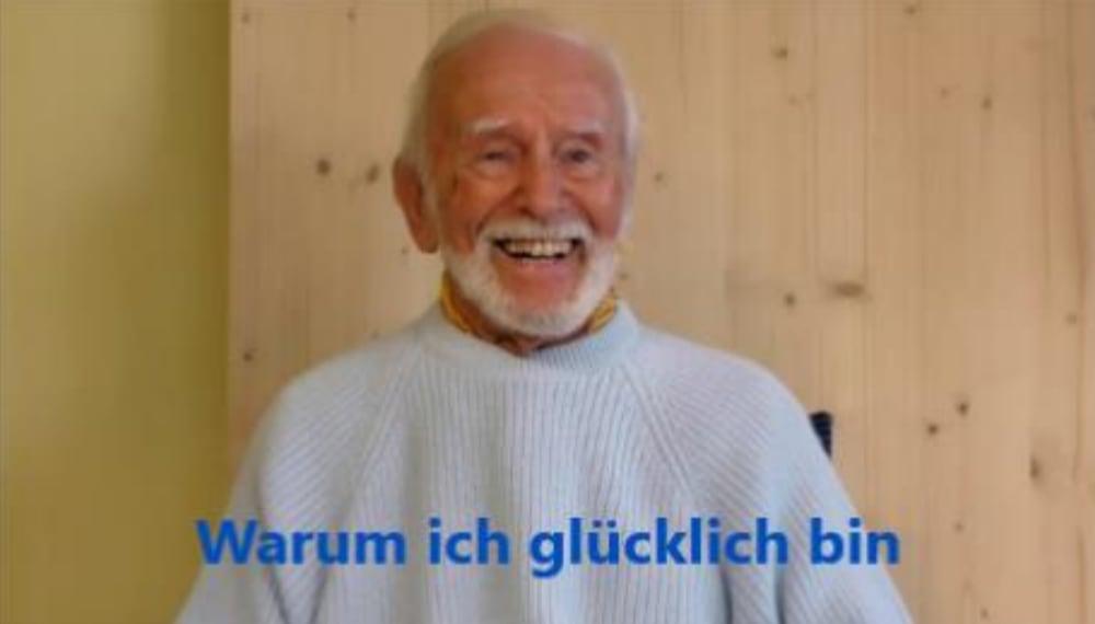 Kurt Tepperwein: Warum ich glücklich bin