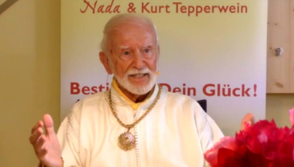 Kurt Tepperwein - Die ewigen Gesetze des Lebens
